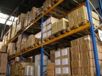 Regallager LTG Logistik